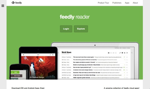 How to feedly1